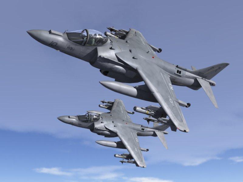 ハリアー II (航空機)の画像 p1_20